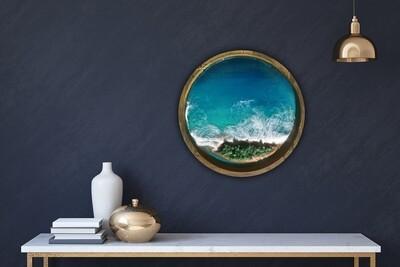 Ocean Porthole #10