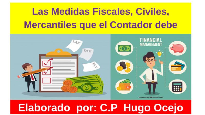 Curso Las Medidas que todo Contador debe conocer 2020