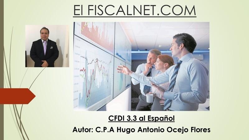 Curso CFDI 3.3 al Español