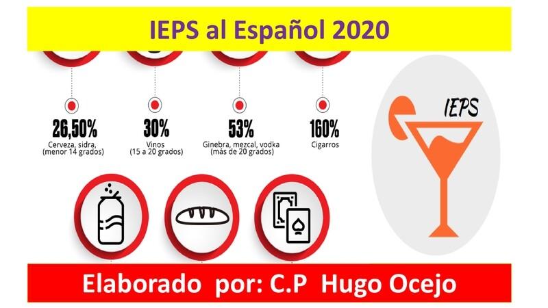 Curso IEPS al Español 2020