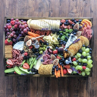 GRAZING TRAY - LARGE 21