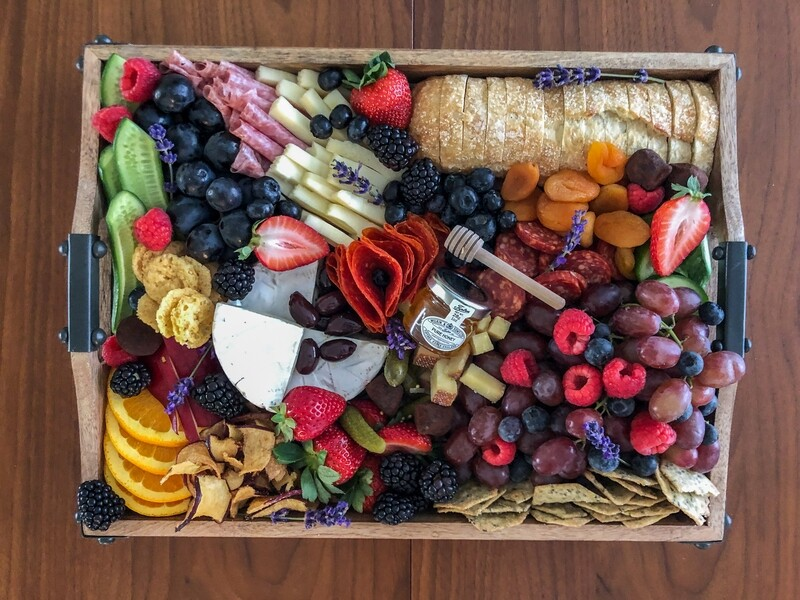 GRAZING TRAY - EXTRA SMALL 16