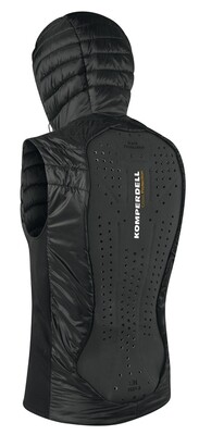 Thermovest Men - mit Hoody
