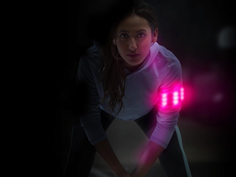 Leucht Armbinde Flex