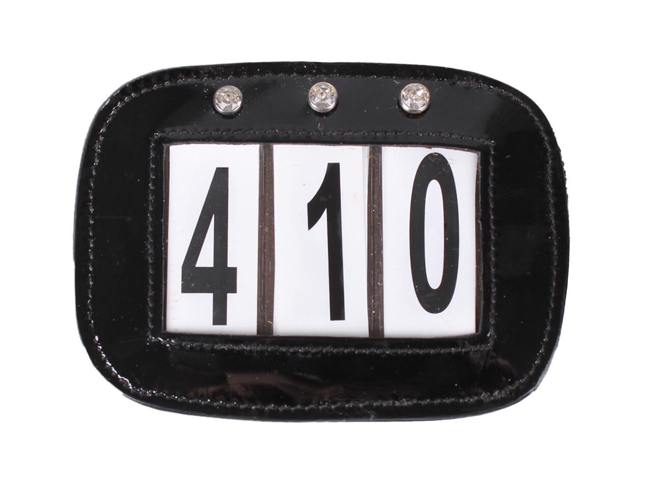 Nummernhalter