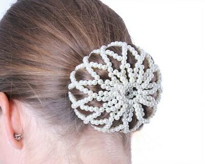 Haarnetz Pearl