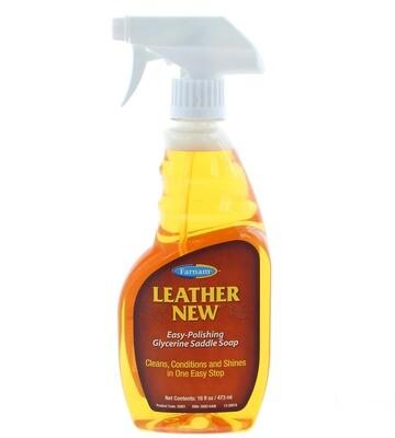 LeatherNew Sprayseife