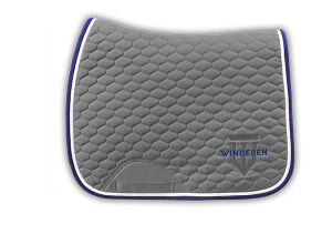 Schabracke Nano Silber Line Dressur