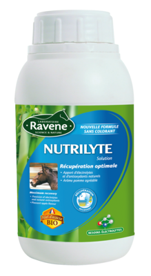 Nutrilyte Elektrolyt Solution 500ml - Ravene