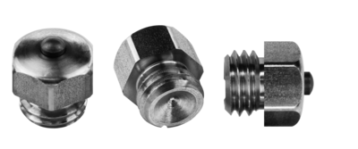 Edelstahl Universalstollen - Typ 105