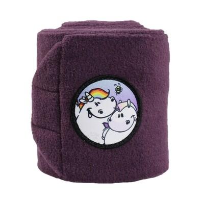 Bandagen Alpha Fleece Pummel & Friends  - 2er Set
