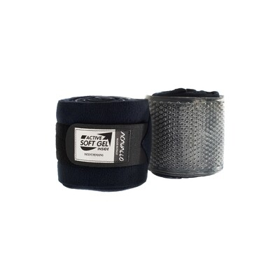 Bandagen Gel & Fleece (Paar) - Acavallo
