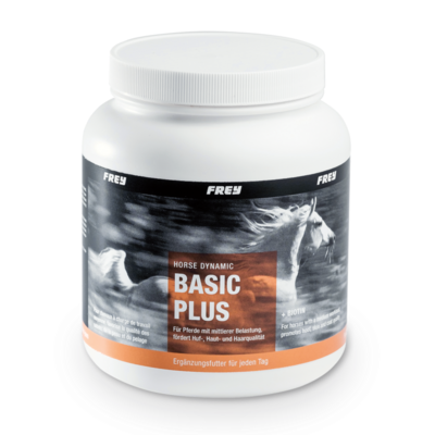 FREY Horse Dynamic BASIC PLUS +Biotin