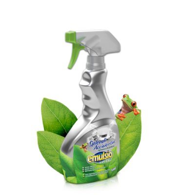 Emulsio Naturale Stainless Steel Cleaner 375ml