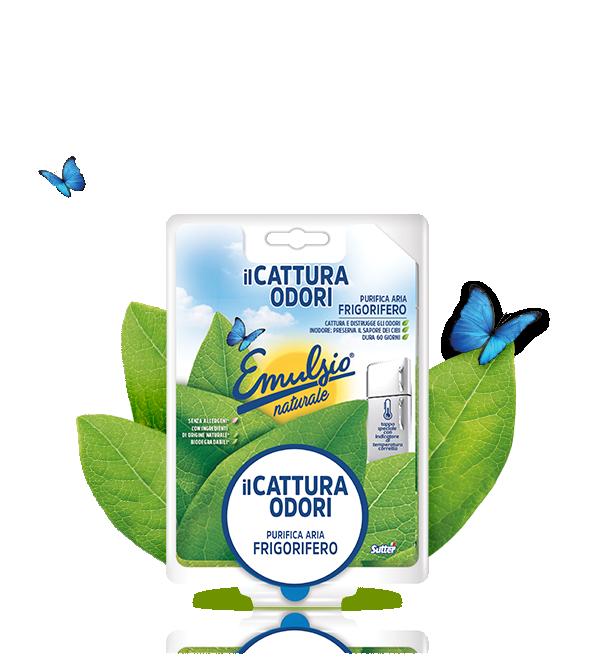 Emulsion naturale catturaodori fridge deodorant