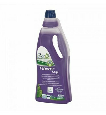 FLOWER- multi-purpose detergent for the daily cleaning of coated and non-coated floors and hard surfaces 750ml