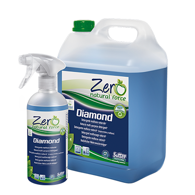 DIAMOND - multi-purpose detergent for cleaning of all furniture,glass and mirrors 500ml