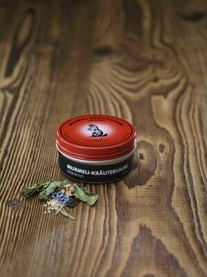 Murmeli-Kräutercreme wärmend von Puralpina 100ml