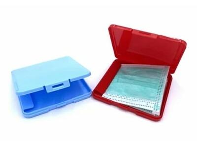 Hygienebox für Mund- und Nasenschutz