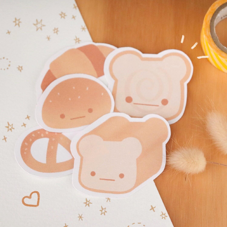 Bread Buddies Sticker Pack