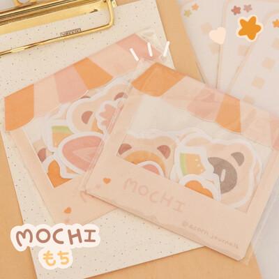 Mochi Sticker Pack