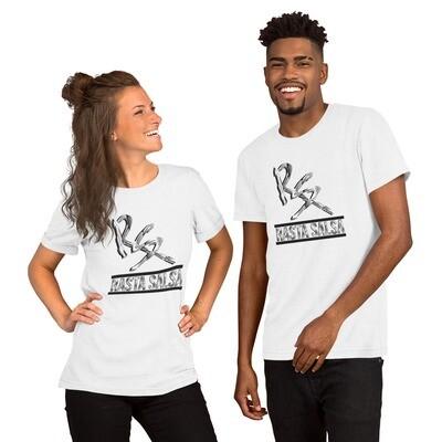 """Rasta Salsa"" - Short-Sleeve Unisex T-Shirt"