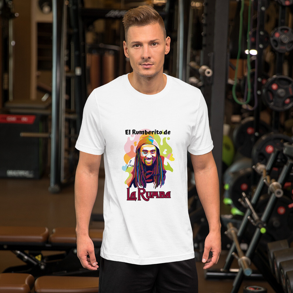Rumberito de La Rumba (Men's) - Short-Sleeve Unisex T-Shirt