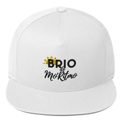 Brio de Mo'Ritmo - Flat Bill Cap