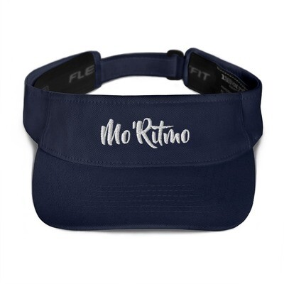Mo'Ritmo (White Text) - Visor