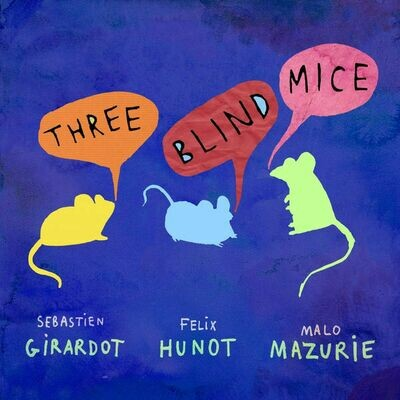Three Blind Mice - Volume 1