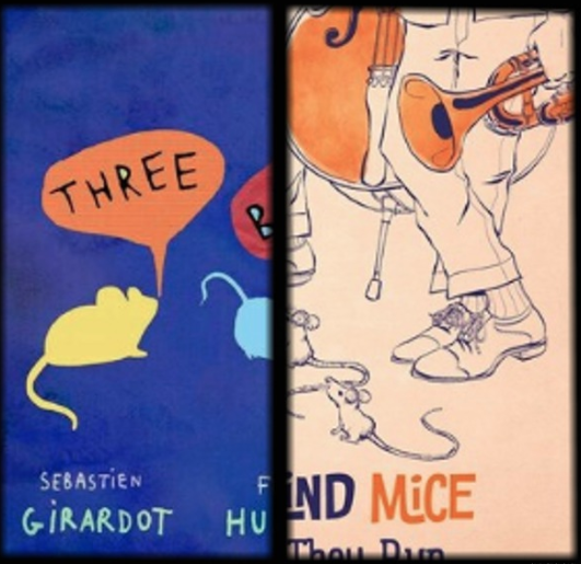 PROMO -Les 2 albums de Three Blind Mice