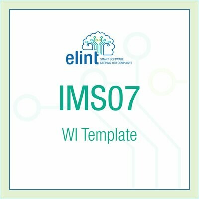 IMS07-WI Template
