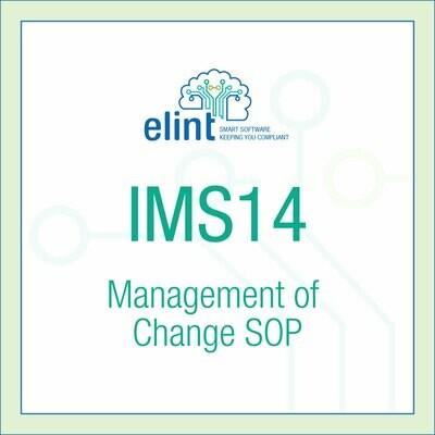 IMS14-Management-of-Change-SOP