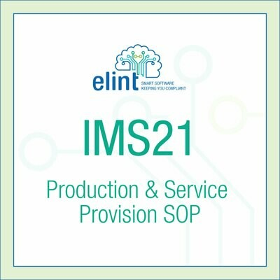IMS21-Production-&-Service-Provision-SOP