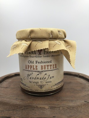 Apple Butter Jam Montana Farmacy