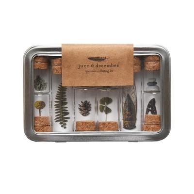 June & December - Specimen Collecting Kit