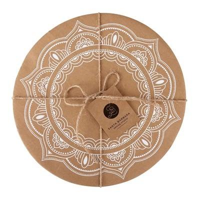 Creative Brands - Cardboard Tray - Mandala - 6/pk