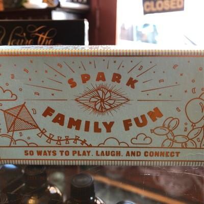 Spark Family Fun Sticks