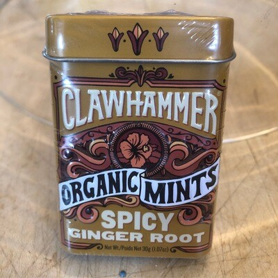 Claw hammer Ginger Mints