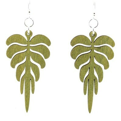 Green Tree Jewelry - Pine Leaf Earrings