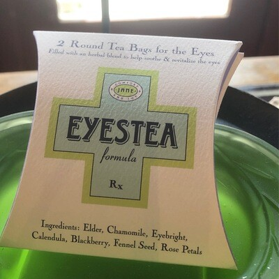 Eyestea Tea Bags For Eyes Jane Inc.
