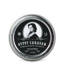 Madame Scodioli - Gypsy Caravan Scented Balm