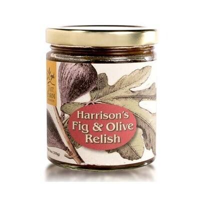 9oz Harrison's Fig & Olive Relish