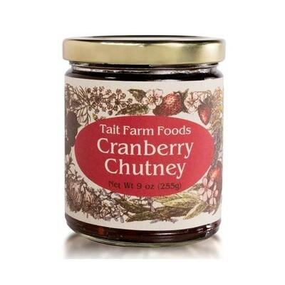 9oz Cranberry Chutney