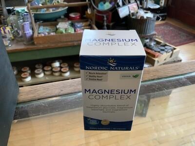 Magnesium Complex from Nordic Naturals