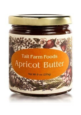 9oz Apricot Butter