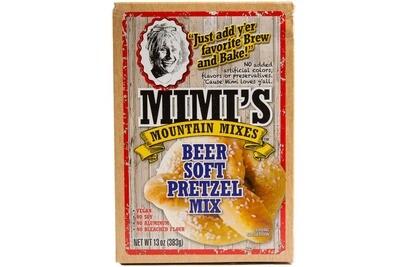 Beer Soft Pretzel Mix