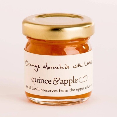 1.5oz Orange Marmalade with Lemon Preserve