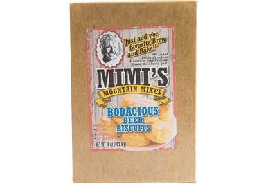 Bodacious Beer Biscuit Mix