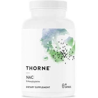 Nac By Thorne N-acetylcysteine